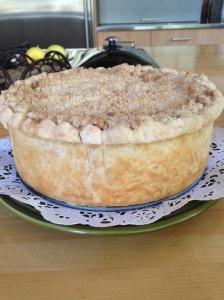Oktoberfest Pie