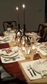 Oktoberfest Table 2